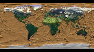 Link to Recent Story entitled: Tectonic Plates and Plate Boundaries (WMS)