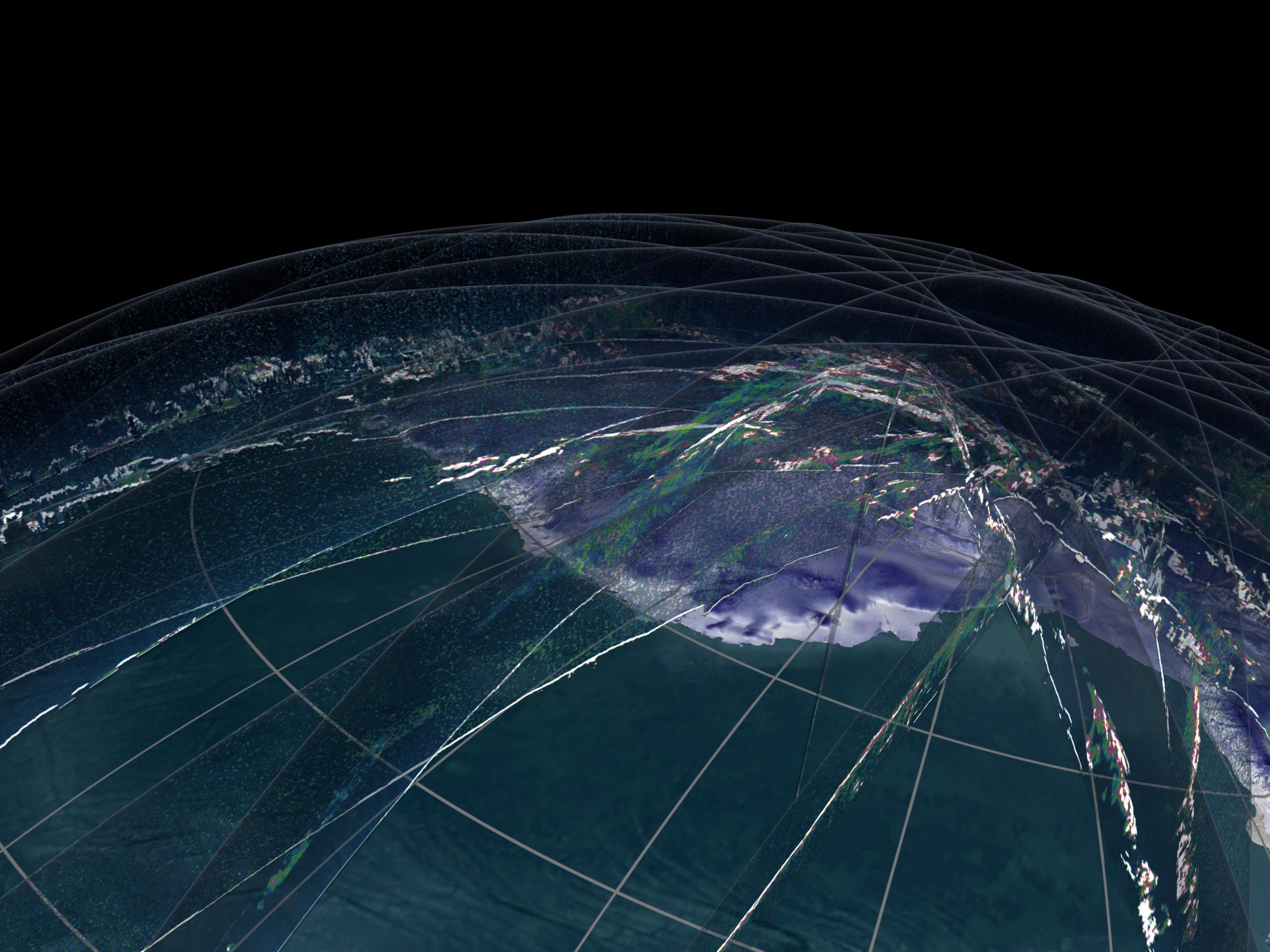 nasa live satellite - HD2560×1920