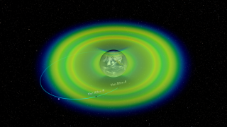 Link to Recent Story entitled: Van Allen Probes New View of the Radiation Belts