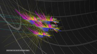 Link to Related Story entitled: MMS Fly Along with Magnetopause Reconnection