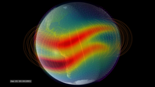 Link to Recent Story entitled: Exploring Earth's Ionosphere: Limb view with approach