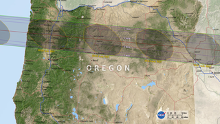 Link to Related Story entitled: 2017 Eclipse State Maps