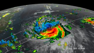Link to Recent Story entitled: GPM Examines Hurricane Irma