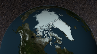 Link to Recent Story entitled: Annual Arctic Sea Ice Minimum 1979-2017 (SSMI data)