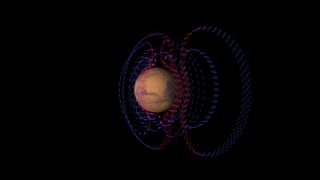 Link to Recent Story entitled: MAVEN Mars Electric Current Systems