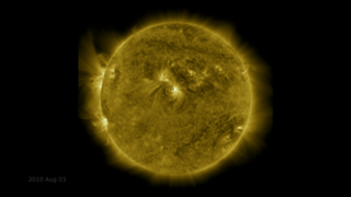 Link to Recent Story entitled: Ten Years of Solar Dynamics Observatory