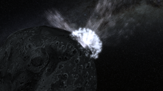 Link to Recent Story entitled: Swift and Hubble Probe an Asteroid Crash