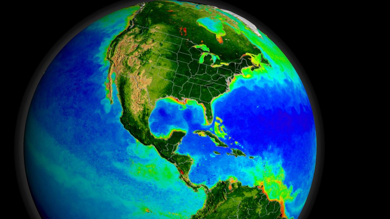 nasa scientist climate change - 1280×720