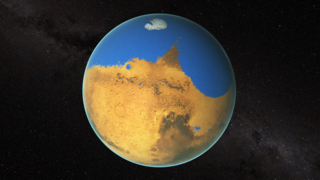 Link to Recent Story entitled: Mars' Ancient Ocean