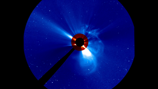 Link to Recent Story entitled: SOHO Observes March 14 Coronal Mass Ejection