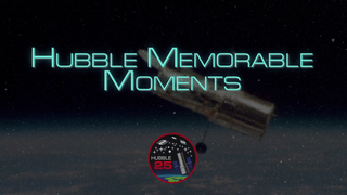 Link to Recent Story entitled: Hubble Memorable Moments