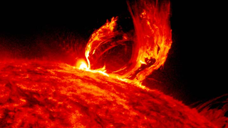 Link to Recent Story entitled: Arching Eruption