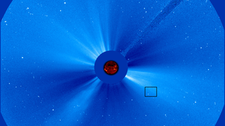 Link to Recent Story entitled: 3,000 Comets for SOHO