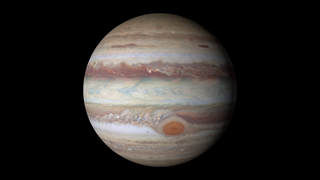 Link to Recent Story entitled: Hubble Maps Jupiter in 4k Ultra HD