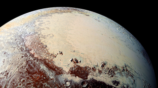 Link to Recent Story entitled: A Close Look At Pluto