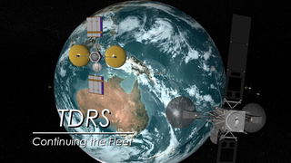 Link to Popular Story entitled: TDRS-M: Continuing the Critical Lifeline