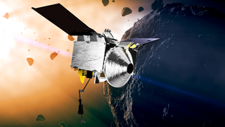 Link to Recent Story entitled: NASA's OSIRIS-REx Asteroid Sample Return Mission
