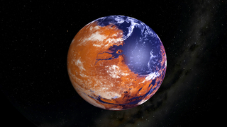 Link to Recent Story entitled: Mars Evolution from Wet to Dry for Planetariums