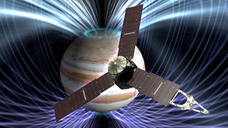 Link to Related Story entitled: Exploring Jupiter's Magnetic Field