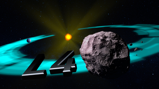 Link to Recent Story entitled: Searching for Earth's Trojan Asteroids