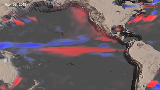 Link to Popular Story entitled: Tracking El Niño