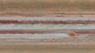 Link to Popular Story entitled: Waves and Changes in Jupiter's Atmosphere