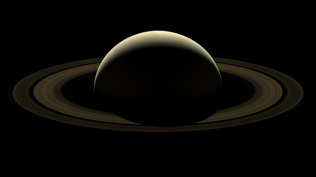 Cassini's Last Images