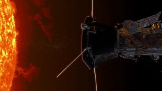 Link to Recent Story entitled: Parker Solar Probe Trailer