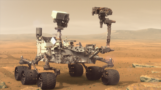 Link to Recent Story entitled: Ancient Organics Discovered on Mars