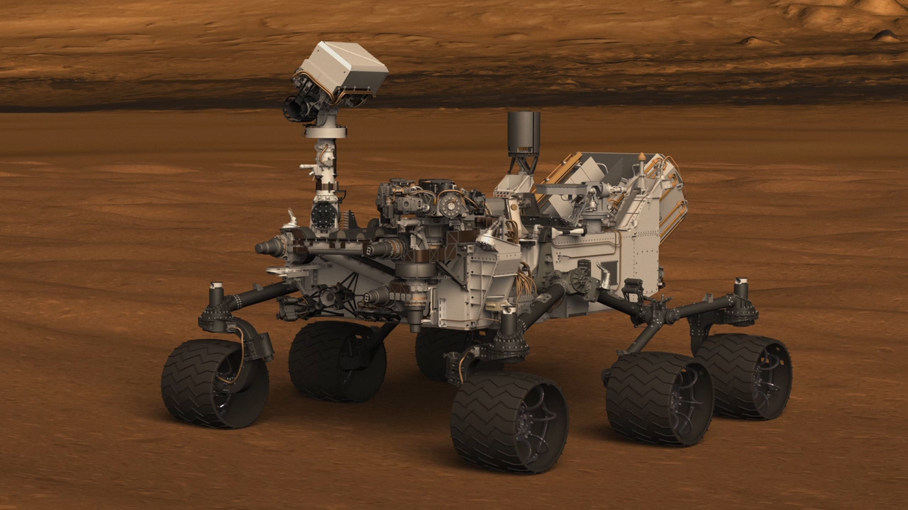curiosity mars rover pictures - HD 1819×1024