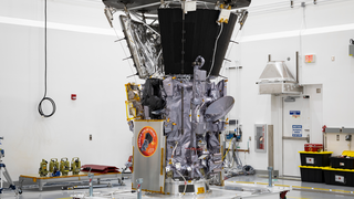 Link to Recent Story entitled: Parker Solar Probe Beauty Photos