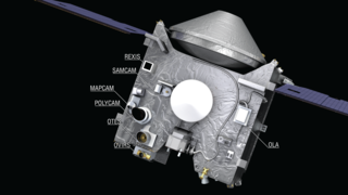 Link to Recent Story entitled: OSIRIS-REx Approach Media Telecon
