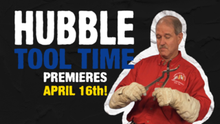Link to Recent Story entitled: Hubble Tool Time Promo