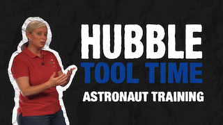 Link to Recent Story entitled: Hubble Tool Time Episode 1 - Astronaut Training