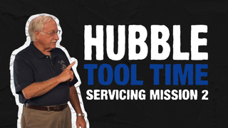 Link to Recent Story entitled: Hubble Tool Time Episode 3 - Servicing Mission 2