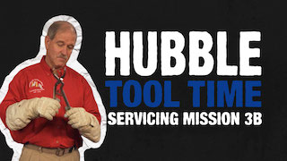 Link to Recent Story entitled: Hubble Tool Time Episode 5 - Servicing Mission 3B