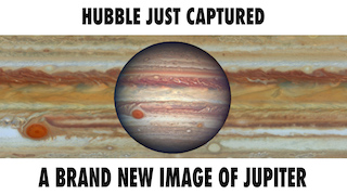 Link to Related Story entitled: Hubble's Brand New Image of Jupiter