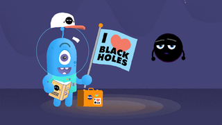 Link to Recent Story entitled: NASA's Guide To Black Hole Safety
