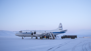 Link to Recent Story entitled: NASA's Operation IceBridge Completes Eleven Years of Polar Surveys