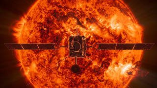 Link to Recent Story entitled: Solar Orbiter Graphics