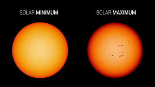 Link to Recent Story entitled: The Solar Cycle As Seen From Space