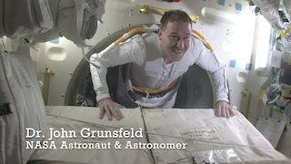 Link to Recent Story entitled: Dr. John Grunsfeld: NASA Astronaut and Astronomer