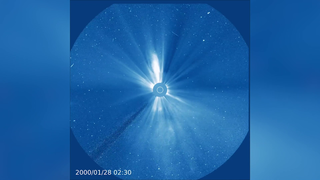 Link to Recent Story entitled: 25 Years of Sun from ESA/NASA's SOHO
