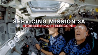Link to Recent Story entitled: Hubble's Servicing Mission 3A
