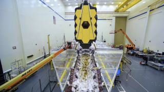 Link to Recent Story entitled: James Webb Space Telescope's Sunshield Deployment Time-Lapse 2019