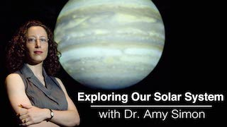 Link to Recent Story entitled: Exploring Our Solar System with Dr. Amy Simon