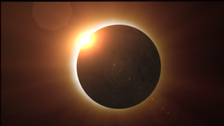 Link to Related Story entitled: Solar Eclipse Animation