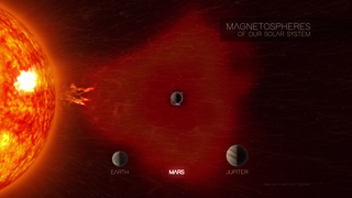 Link to Recent Story entitled: Magnetospheres of our Solar System