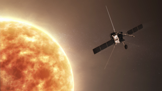 Link to Recent Story entitled: Solar Orbiter - NASA Animations