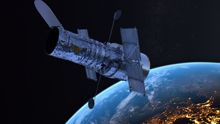 Link to Recent Story entitled: Hubble Space Telescope's 30th Anniversary Beauty Passes